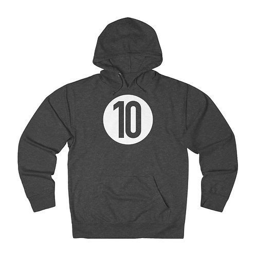 10 French Terry Hoodie