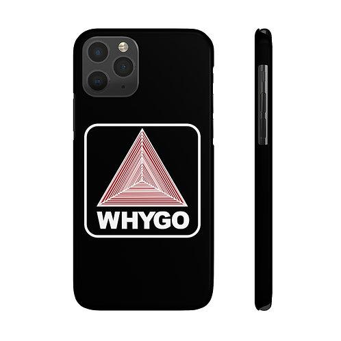 Why Go Case Mate Slim Phone Cases
