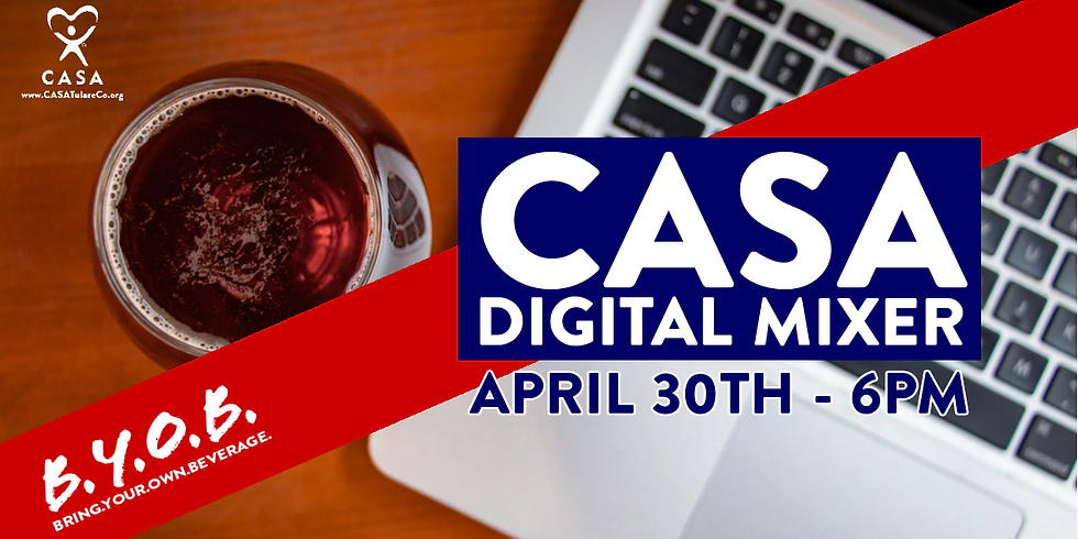 CASA's Digital Mixer & Info-Session