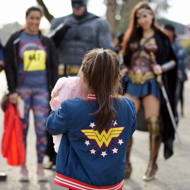 4th Annual Superhero Run + Carnival