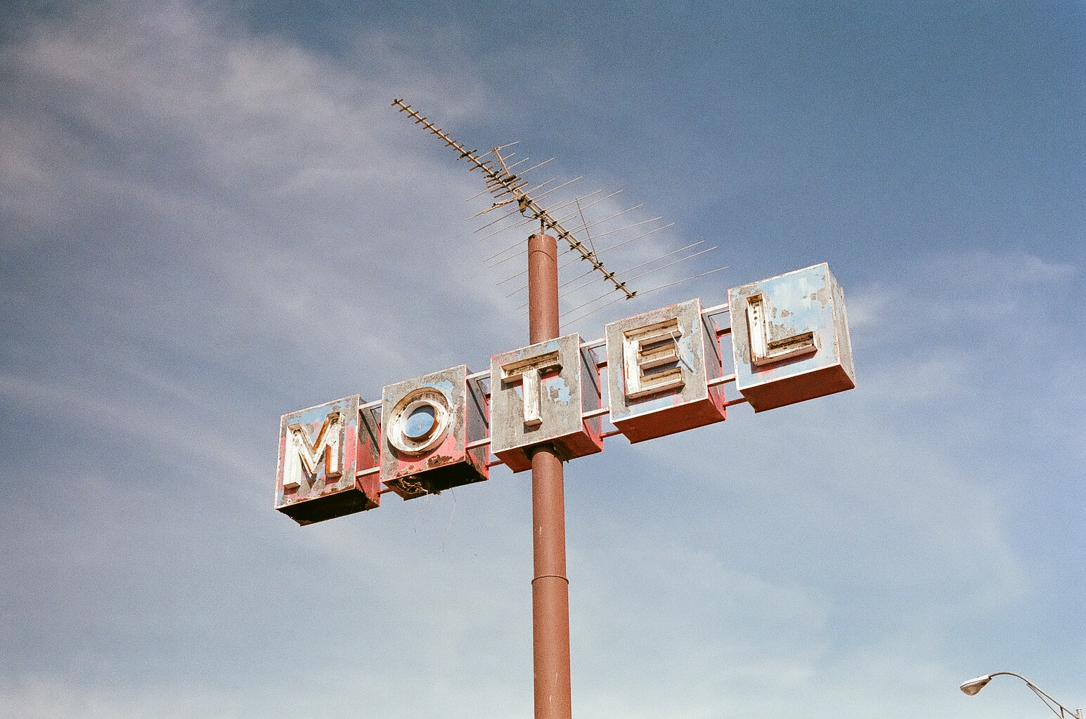 ExecuTravel Namibia motel sign