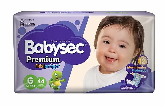 Babysec Premium Hiper Violeta