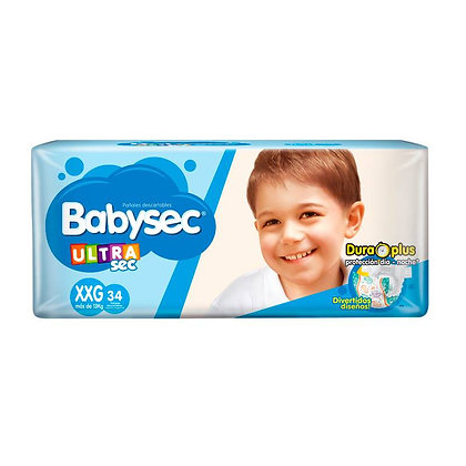 Babysec Ultra Hiper Celeste