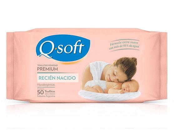 Toallitas Humedas Q - Soft