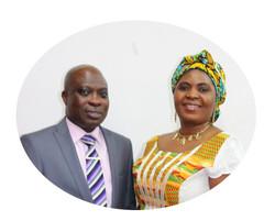 Pastor David & Mama Agyapomaa