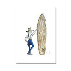 Farmer John Surfer Man