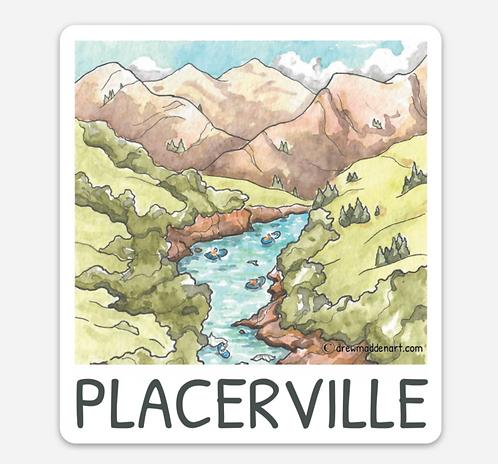 Placerville River Bends
