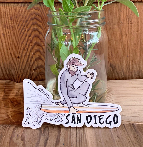 Skoby San Diego Surfer