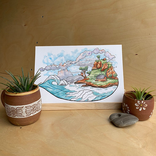Wave Study #1
