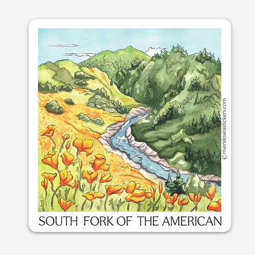 South Fork of the American