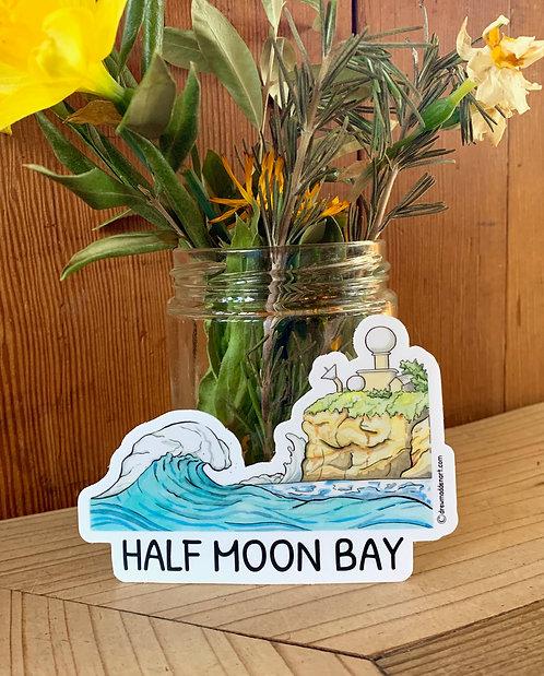 Half Moon Bay Landscape