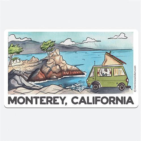 Monterey Van Dreams
