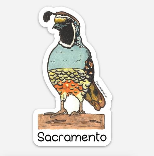 Sacramento Quail
