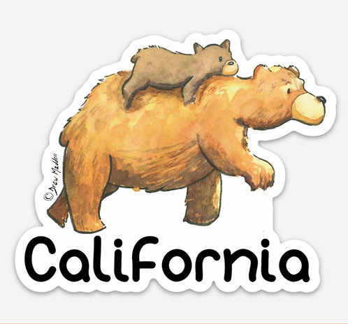 California Bear Cub