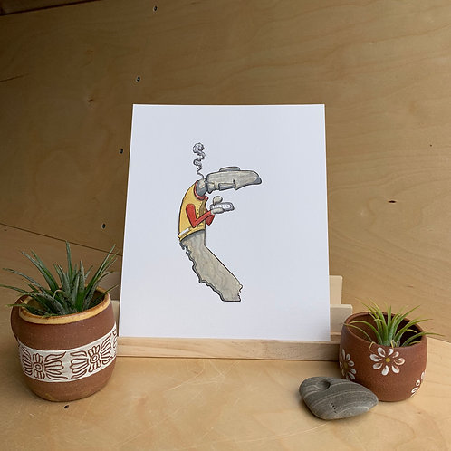 Slow Burn California