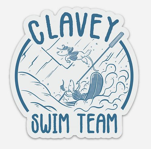 Clavey Swim Team