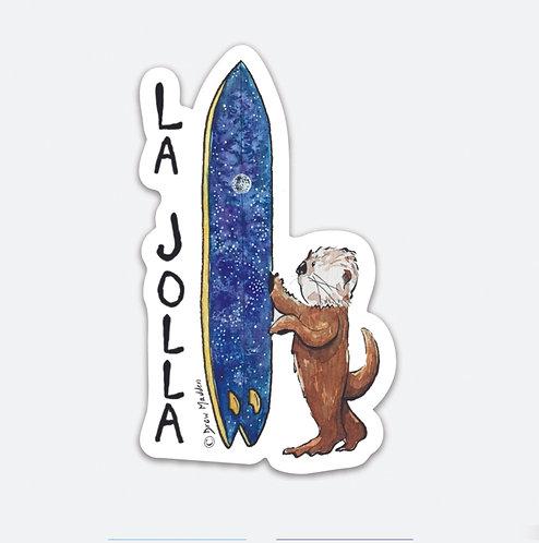 Intergalactic Otter