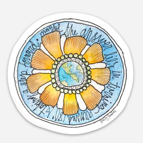 Sunflower Earth