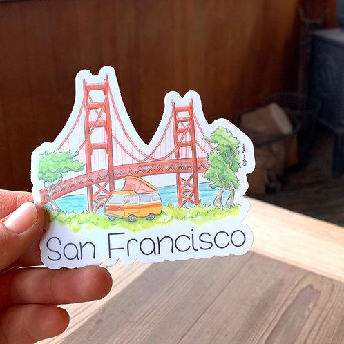 Golden Gate Van Session