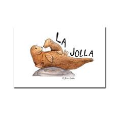 La Jolla Mom Seal & Pup