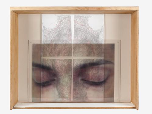 Self Portrait - 'Les Regards' 15 007