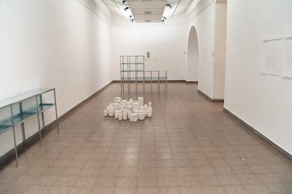 Installation 'Jars' 2001 #002