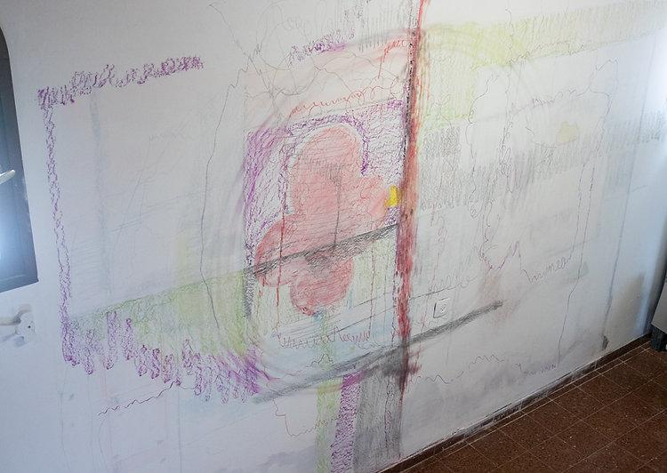 Wall In Progress - Phase #2