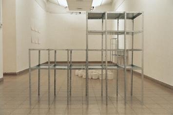 Installation 'Jars' 2001 #001