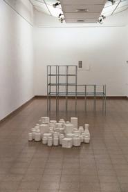Installation 'Jars' 2001 #003