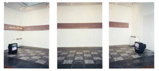 Installation 'Image/Medium–Medium/Image' #003