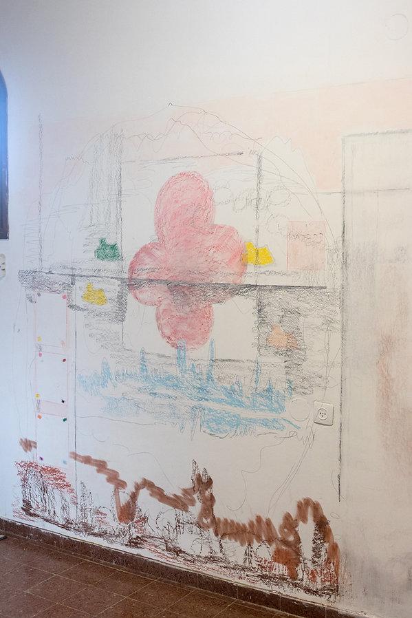Wall In Progress - Phase #1