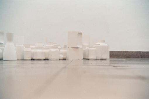 Installation 'Jars' 2001- Detail