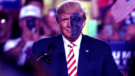"""This """"RoboTrump"""" AI Mimics the President's Writing Style"""
