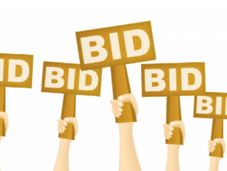 Conducting an Auction for a Company Still in Business
