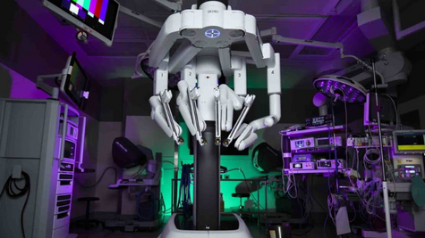 Opinion: Surgical Robots are Surging in Popularity. So Will Their Data.