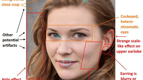 Experts: Spy used AI-generated face to connect with targets