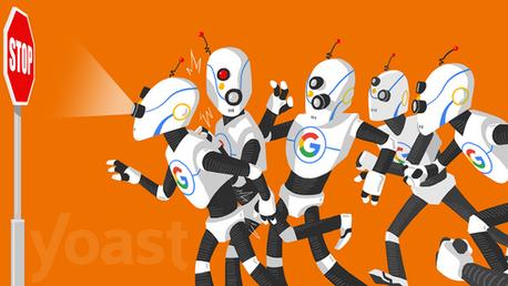 Google's robots changes, the web & the law
