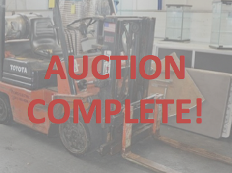 forklift dealer, repair shop, forklift auction, repair shop auction, nj auctioneers, new jersey auction house, appraisals, nj
