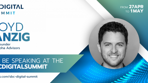 Lloyd Danzig: Industry Resilience and SBC Digital Summit