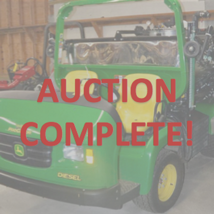 country club auction, golf auction, golf course auction, new jersey auction house, nj auctioneers