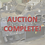sample book manufacturer, book equipment, publishing equipment, book manufacturing auction, nj auction house, auctioneers