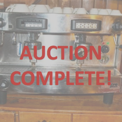 catering hall auction, restaurant auction, bar auction, restaurant equipment, bar equipment, catering equipment, auctioneers