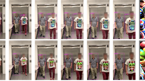 This Trippy T-Shirt Makes You Invisible to AI
