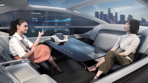 Turns out humans want self-driving cars to possess a personality