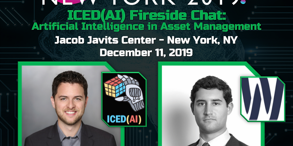 ICED(AI) Fireside Chat - AI Summit New York