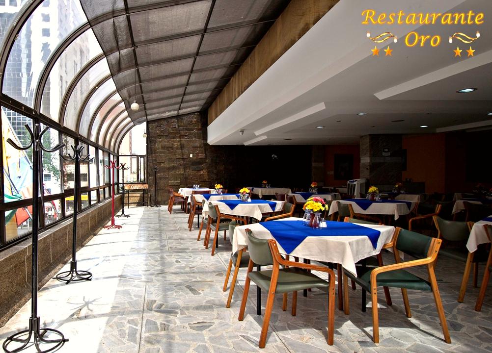 Restaurante Oro 1