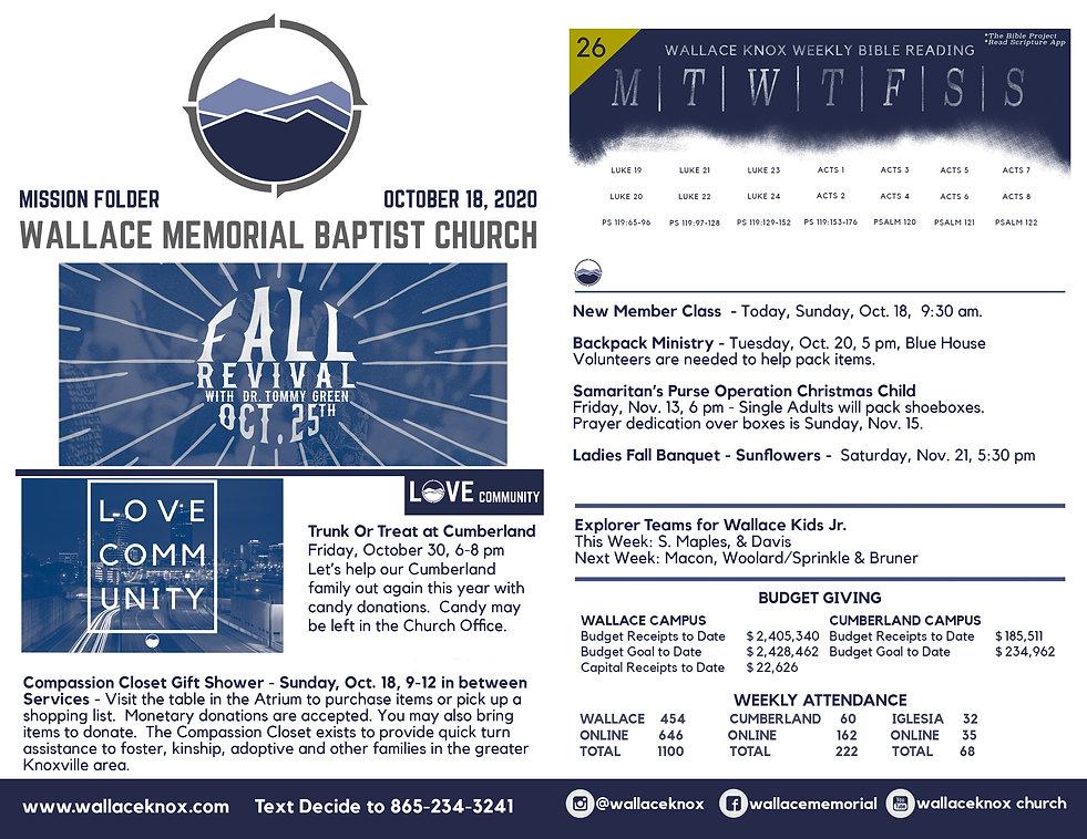 October 18 RevivialA temp Mission Folder