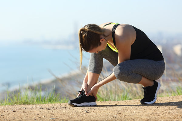 Sore Muscles Aches and Discomfort From Runnning