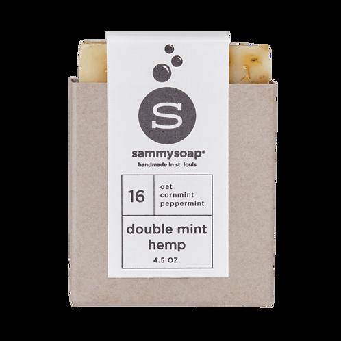 Double Mint Hemp Bath Bar