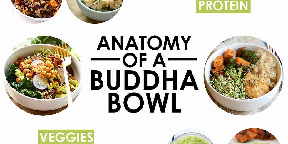 Buddha Bowl Party